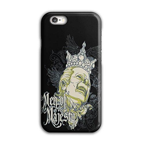 Zombie Majestät Horror Böse königlich iPhone 6 / 6S Hülle | (Zombie Apokalypse Asyl)