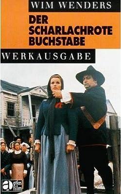 Der scharlachrote Buchstabe [VHS]
