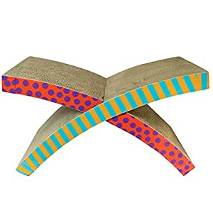 Petstages Easy Life Hammock and Scratcher - PS392