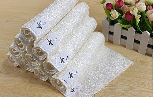 fibra-di-bambu-cucina-strofinaccio-bianco-pulito-asciugamano-per-cucina-doppio-strato-antiaderente-o