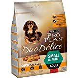 Nestle' Purina - PRO Plan Duo Delice Small Adult con Manzo e Riso 1 Sacco 2,50 kg