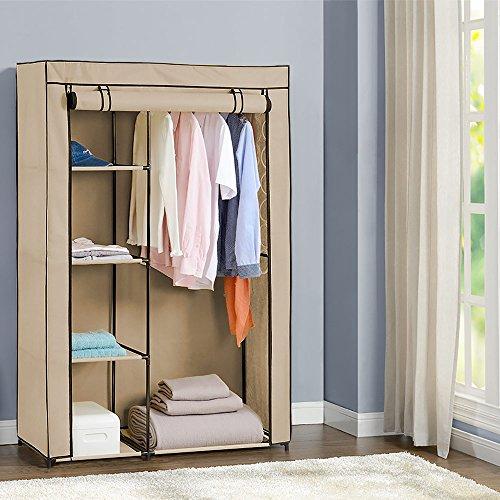 kleiderschrank 160 hoch bestseller shop f r m bel und. Black Bedroom Furniture Sets. Home Design Ideas