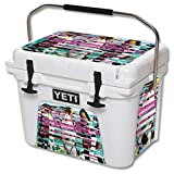 Best Yeti Ice Coolers - MightySkins Skin for YETI 20 qt Cooler Review