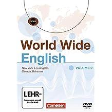 World Wide English / Volume II - New York, Los Angeles, Canada, Bahamas: Video-DVD