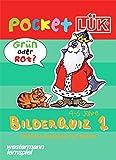 PocketLÜK: BilderQuiz 1: 4 - 6 Jahre
