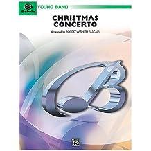 Alfred 00-BD00935 Navidad Concierto-Solo Trompeta Clarinete-flauta o saxof-n y Banda - Music Book