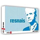 Coffret Alain Resnais (6 films) : La guerre est finie ; I want to go home ; L'amour a mort ; Melo ; Mon oncle d'amerique ; La vie est un roman