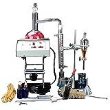 Labor-Destillations-Ausrüstungs-Glaswaren-industrieller Wissenschafts-Distiller-Reinigungs-Herstellungs-ätherisches Öl-Alkohol-destilliertes Wasser-Filter-chemische Laborausstattung mit