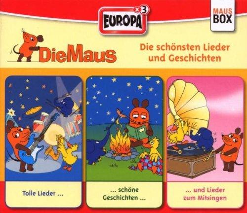 03/3er Box-Folge 7-9 by Die Maus (Lisa Simone)