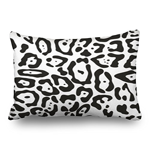 LOLYeah Überwurf Kissenbezug Jaguar Nahtlose Wildlife Beauty Fashion Camo Dekorative Kissenbezüge Custom Home Decor Kissen, Samt, Multi, 20