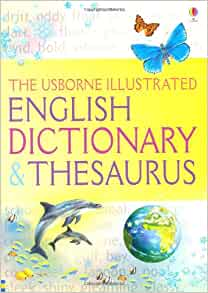 best dictionary and thesaurus book
