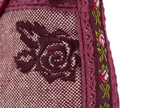 Krüger Sneaker 4192-90 bordeaux Bordeaux