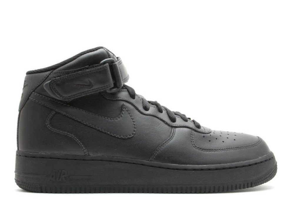 Nike Air Force 1 Mid '07, Scarpe da Basket Uomo FACESHOPPING