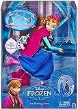 Disney Frozen - Die Eiskönigin als Eisläuferin
