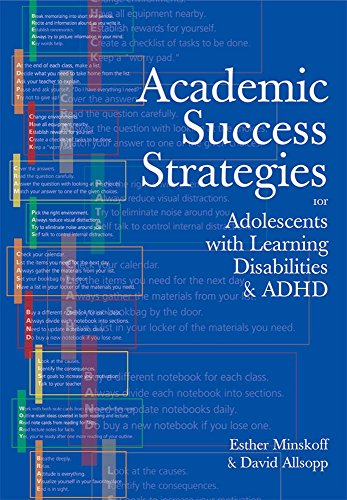 Academic Success Strategies for Adolescents with Learning Disabilities and ADHD por Esther Minskoff