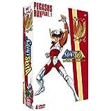Saint Seiya - Les chevaliers du Zodiaque - Intégrale Collector (Version non censurée) - Pegasus Box Part. 1
