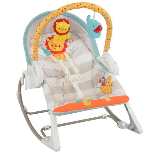 Fisher-Price Modelo BFH06 Hamaca Bebe Rocker electrica - 3