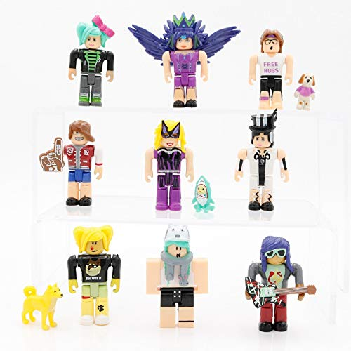 2018 Games Figuren set 9 Pcs/set Action Figures Quality Toys For Kids
