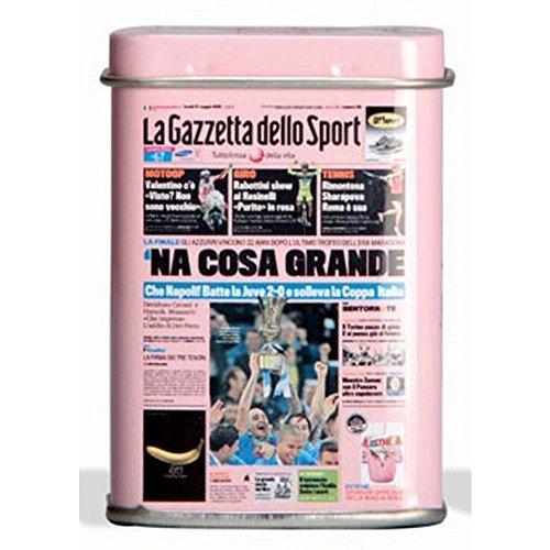 Pastiglie Leone - NAPOLI 'NA COSA GRANDE - licenza esclusiva La Gazzetta dello sport