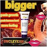 HELEVIA Spray per ritardi maschili Prodotti per lingrandimento delleiaculazione a lungo ritardo, crema per massaggi allargata