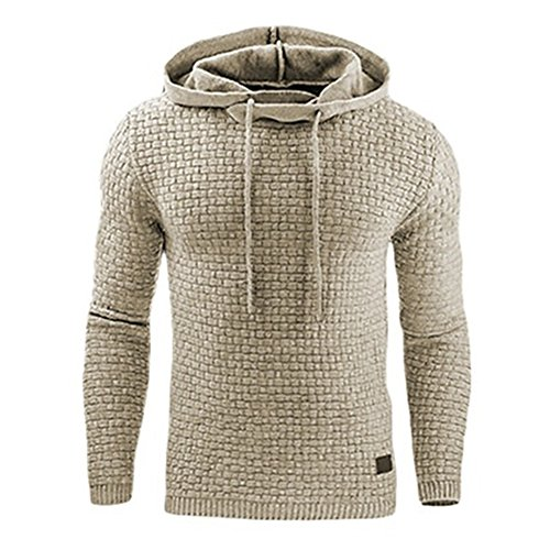 Herren Kapuzenpullover Jumper Pullover - Juleya Hoodie Kapuzenpullover Sweatshirt Jacke Hemd XS-JXL