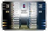 LNR Tableau magnétique de classement Top 14 - Pro D2...