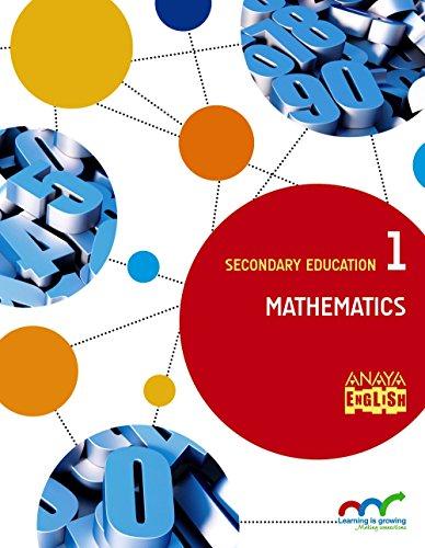 Mathematics 1. (Anaya English) - 9788469825730