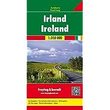 Freytag Berndt Autokarten, Irland - Maßstab 1:350.000 (freytag & berndt Auto + Freizeitkarten)