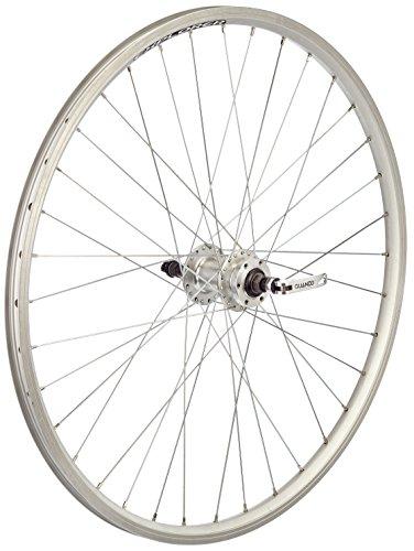 Wilkinson, Cerchione ruota posteriore a doppia parete per bici Double Wall MTB, Argento (Silber - silber), 66 x 4,4 cm (26 x 1,75 zoll)