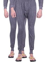 Lienz Unix Men Thermal Wear Pyjama Sets - Pack of 2 (UN3612-$P)