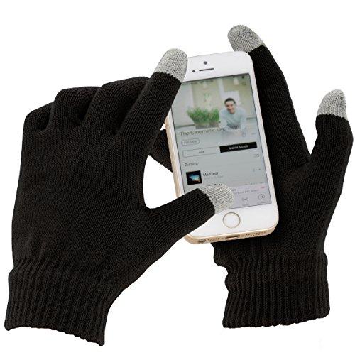 Guantes para pantalla táctil para iPhone 4G