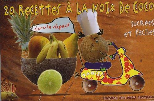 20 recettes à la noix de coco