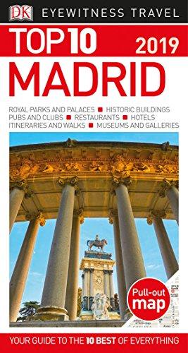 Top 10 Madrid (Dk Eyewitness Top 10 Travel Guide) por Dk Travel