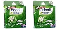 Odonil Nature Jasmine Mist Air Freshener - 100 g (Pack of 2)