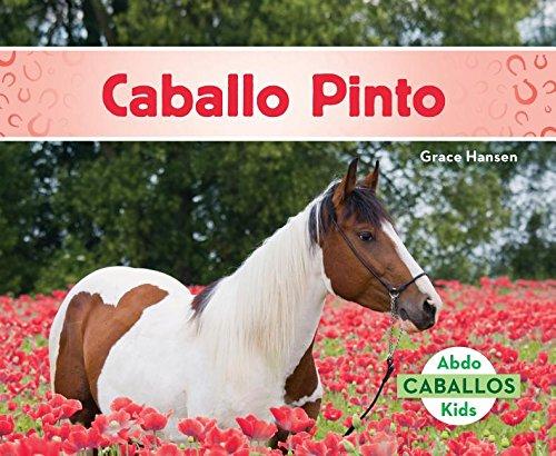 Caballo Pinto (American Paint Horses) (Spanish Version) (Caballos/ Horses) por Grace Hansen
