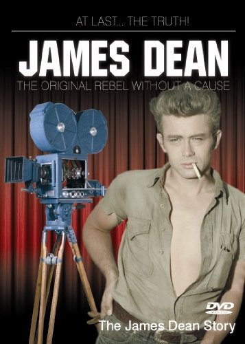 The James Dean Story - Rebel Without A Cause [DVD] by James Dean