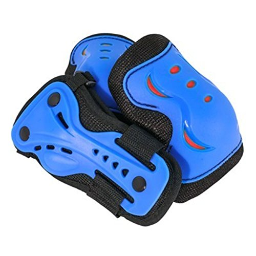 sfr-ac760-lot-de-3-protections-colorees-pour-enfant-bleu-rouge-age-4-9-s