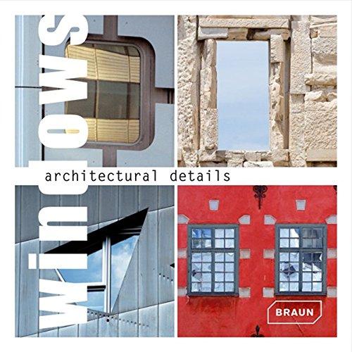 Windows architecturals details : Edition en langue anglaise