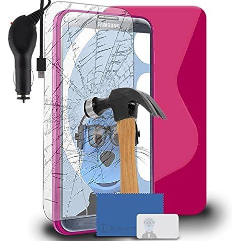iTALKonline Samsung N7100 Galaxy Note 2 SCH-I605 SCH-R950 SPH-L900 Rosa