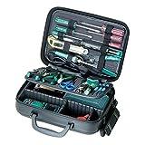 Pro'skit Großes Elektriker / Werkzeug Set Multimeter, Messgerät, Spannungsprüfer, Lötkolben(220V, metrisch)