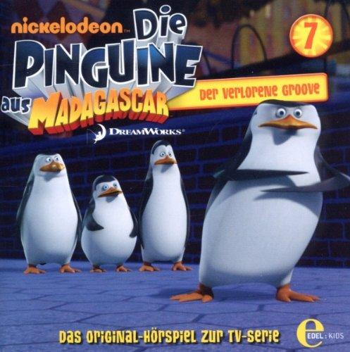Die Pinguine aus Madagascar - Folge 7: Der verlorene Groove