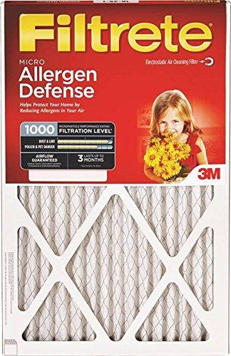 3M Allergen Filter 24x30x1