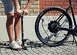 AARON Sport One hochwertige Fahrrad Standpump...Vergleich