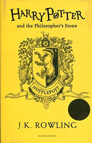 Harry Potter And The Philosopher's Stone. Hufflep