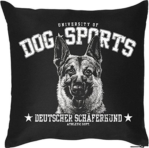 Preisvergleich Produktbild Kissenbezug Dog Sports - Deutscher Schäferhund - Kissenhülle! Top Geschenk für Hundefreunde!