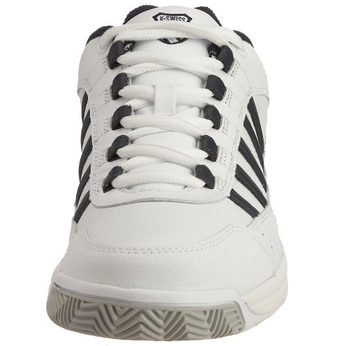 K-Swiss Performance Outshine Eu, Men's Tennis Shoes, White (White/Navy 109), 10.5 UK (45 EU)