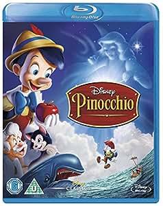 Pinocchio [Blu-ray] [UK Import]