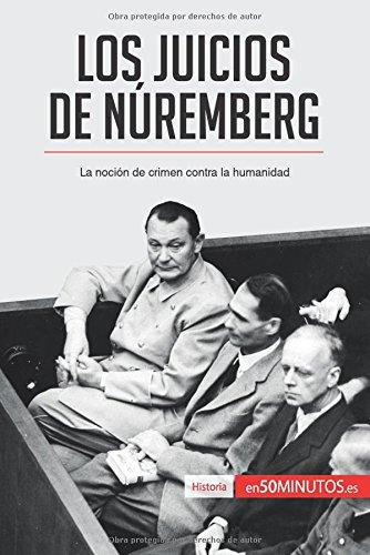Portada del libro Los Juicios de Núremberg: La noción de crimen contra la humanidad