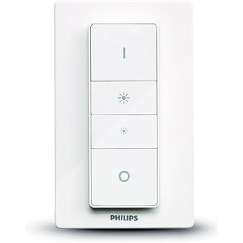 Philips Lighting 8718696506967 Hue Dimmer Switch, Bianco