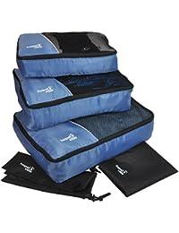 suchergebnis auf f r koffer organizer set koffer rucks cke taschen. Black Bedroom Furniture Sets. Home Design Ideas